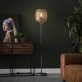 Denza Stehlampe Industrial 164cm