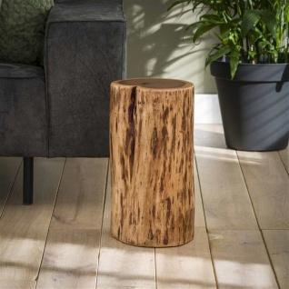 Rody Beistelltisch Industrial Akazienholz