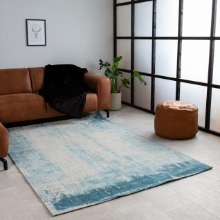 Juul Teppich Vintage Blau 160x230cm