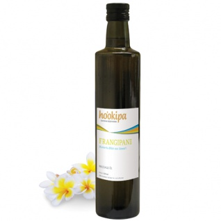 Frangipani - Plumeria-Blüte Massageöl 500 ml