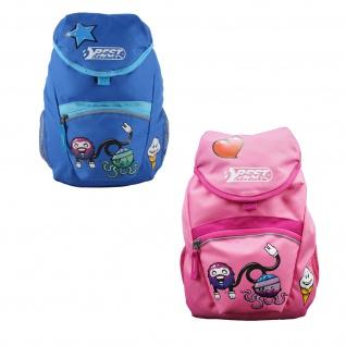 Best Sporting Kinderrucksack für Jungen oder Mädchen, blau oder pink