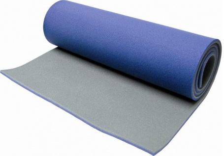 Best Sporting Fitnessmatte für Gymnastik und Yoga 13mm dick, blau, B 60 x L 200cm
