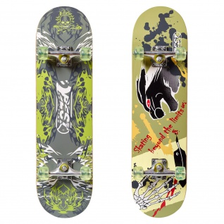 Best Sporting Skateboard, ABEC A5, verschiedene Designvarianten