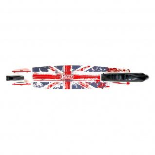 Best Sporting Scooter Union Jack 205er Rolle, aus Aluminium in England Design, klappbarer Tretroller - Vorschau 2