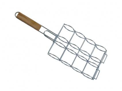 Best Sporting Maiskolbenhalter mit Holzgriff, 27 x 24 x 3 cm