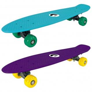 Best Sporting Retro Skateboard für Kinder, ABEC 5 Kugellager, Vintage-Look