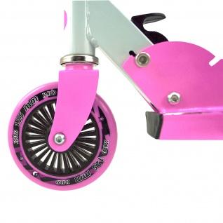 Best Sporting Scooter 125er Rolle, Tretroller für Kinder, klappbar, Farbe pink oder blau - Vorschau 4