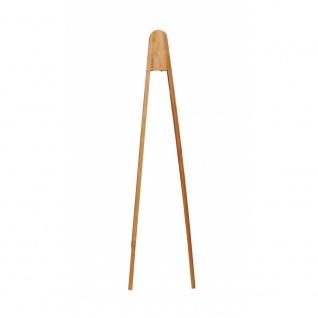 Best Sporting Grillzange Küchenzange aus Holz , 35 x 2 cm