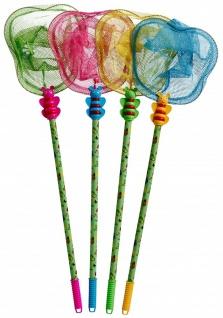 Best Sporting Kescher Schmetterling, mittel groß, verschiedene Farbausführungen