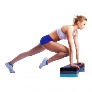 Best Sporting Multi-Fitness Stepper - Steppbrett 2 fach höhenverstellbar - Vorschau 5