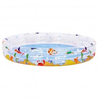 Best Sporting aufblasbarer Pool Ocean Fun, rund 170 x 53 cm