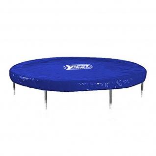 Best Sporting Trampolin Regenabdeckung Ersatzteil Wetterschutz, Farbe blau, passend für Ø 305, 366, 426 cm