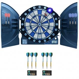 Best Sporting elektronische Dartscheibe CAMBRIDGE Dartboard mit hochwertigen Pfeilen
