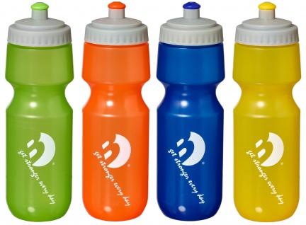Best Sporting Trinkflasche Fit mit Sportverschluss 750 ml BPA Frei
