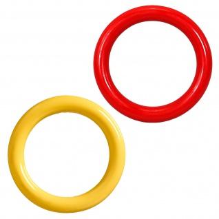 Best Sporting Tauchring 14 cm, glatte Oberfläche, gelb oder rot