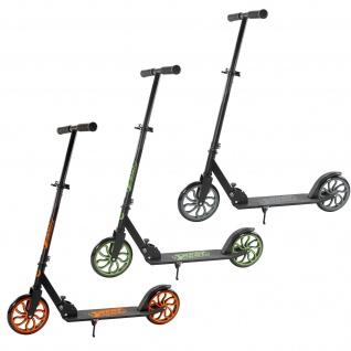 Best Sporting Scooter 200er Rolle klappbarer Alu Kinderroller mit Ständer