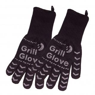 Best Sporting Grillhandschuh - Ofenhandschuh - 2er Set, Onesize, schwarz