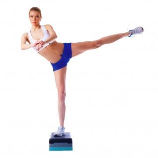 Best Sporting Multi-Fitness Stepper - Steppbrett 2 fach höhenverstellbar - Vorschau 3