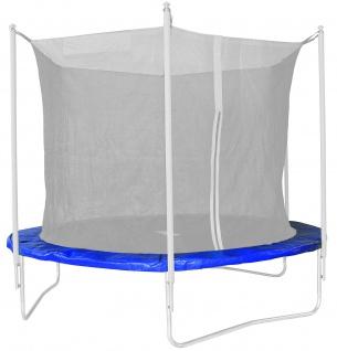 Best Sporting Rahmenpolsterung für Trampolin Ø 305, 366 und 426 cm, blau