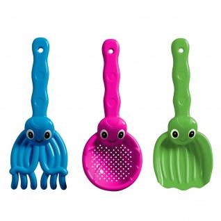Best Sporting Kindersandspielzeug Octopus, verschiedene Farbausführungen