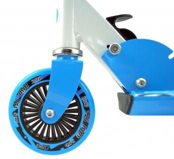 Best Sporting Scooter 125er Rolle, Tretroller für Kinder, klappbar Farbe pink oder blau - Vorschau 5