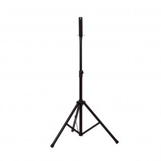 Best Sporting Dartständer, höhenverstellbar 125-175 cm, Metall schwarz, für Dartscheiben