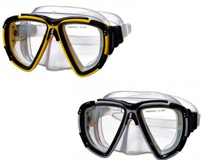 Best Sporting Tauchmaske Marlin, gelb oder grau
