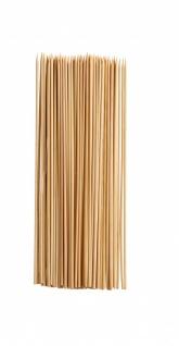 Best Sporting Schaschlikspieße aus Bambus, 30 cm lang, 100 Stück