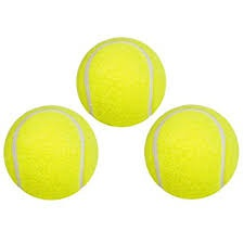 HUDORA Tennisball, Tennis-Bälle, 3 Stück, 76149