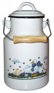 Best Sporting Milch-Kanne mit Deckel, 1 L - 4 L, verschiedene Designvarianten - Vorschau 2
