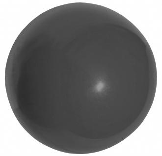 Best Sporting Pilates Overball Gymnastikball 23 cm, anthrazit