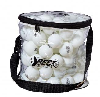 Best Sporting Tischtennisbälle, 40 mm, Qualität 1 Stern, 100 Stück