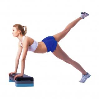 Best Sporting Multi-Fitness Stepper - Steppbrett 2 fach höhenverstellbar - Vorschau 4
