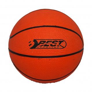 Best Sporting Mini Basketball Größe 1, orange oder bunt - Vorschau 2