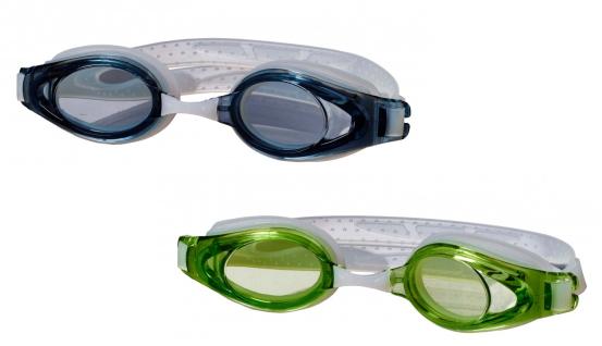 Best Sporting Schwimmbrille Optimal, blau oder grün