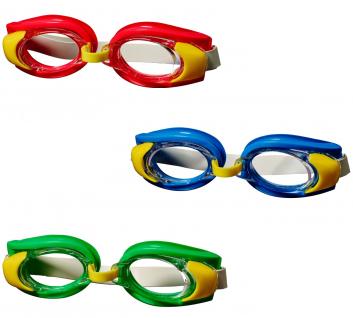Best Sporting Schwimmbrille Stickleback, blau, grün oder rot