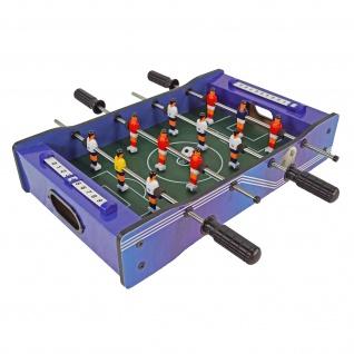 Best Sporting Mini Tischkicker 2 in 1 Fußball und Hockey, 51 x 31 cm - Vorschau 2