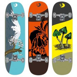 Best Sporting Skateboard Arts Komplettboard, belastbar 100 kg