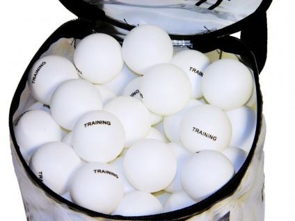 Best Sporting Tischtennisbälle, 40 mm, Qualität 1 Stern, 100 Stück - Vorschau 3