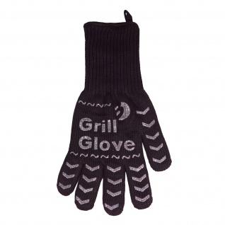 Best Sporting Grillhandschuh - Ofenhandschuh Onesize, schwarz