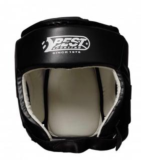 Best Sporting Kopfschutz, Größe M-XL, schwarz