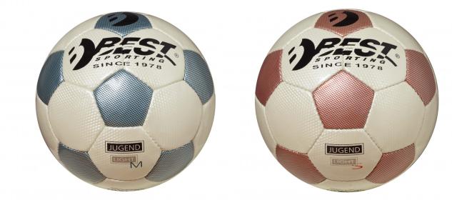 Best Sporting Fußball Since 1978, 32 Felder, weiß/blau oder weiß/rot