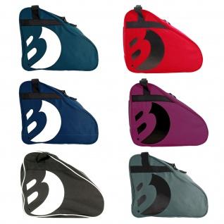 Best Sporting Schultertasche für Inlineskates Schlittschuhe und Rollschuhe