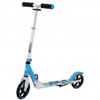 Best Sporting Scooter 180er Rolle, Aluminium Kinder-Roller, klappbar blau oder pink - Vorschau 3