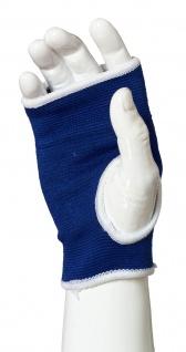 Best Sporting Handgelenkbandage, Größe S-L, blau