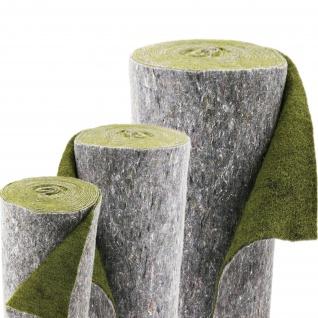 25m x 0, 5m Ufermatte grün Böschungsmatte Teichrandmatte für die Teichfolie
