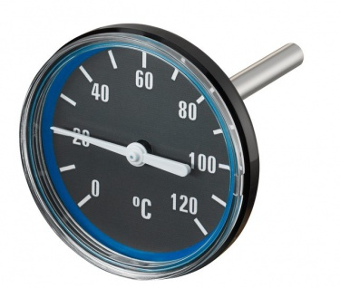 OVENTROP-Thermometer DN20, blau 1351701