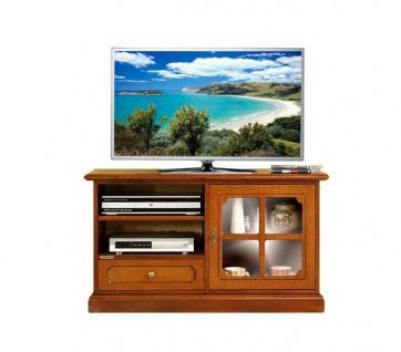 Möbel TV Kirschholz 1 Tür 1 Schublade