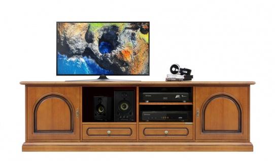 TV-Schrank mit Schubladen 2 m