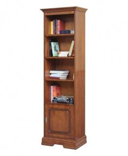 Bücherschrank mit Tür bewegliche Bretter